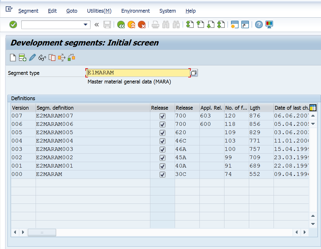 Mapping Data For SAP Palette Activities - Sap data mapping
